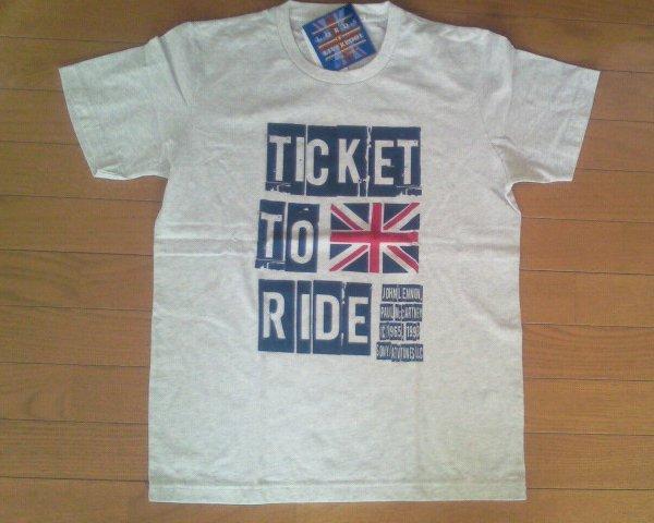 Beatles_Tシャツ1.JPG