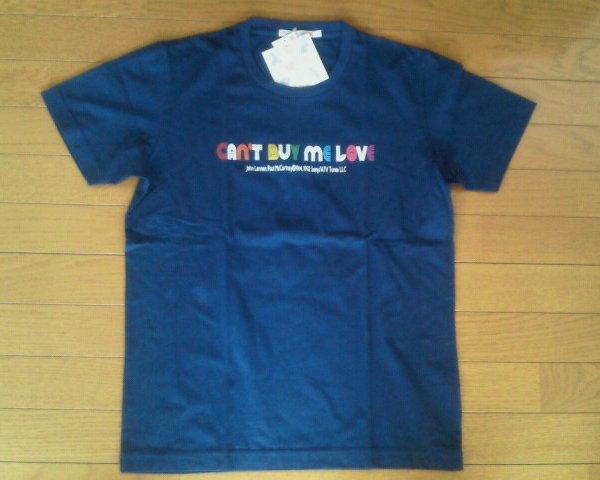 Beatles_Tシャツ2.JPG
